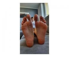 women with big feet wanted